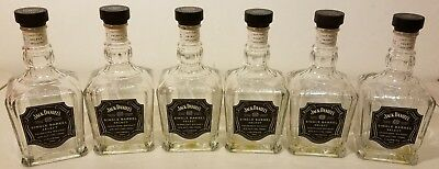 6 - Jack Daniels  - 750 ml Single Barrel Select Bottles - For Projects, Display