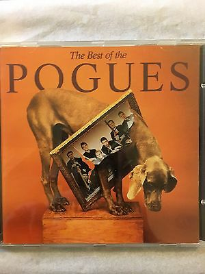 The Pogues - The Best Of - CD Album