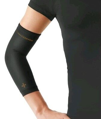 Tommie Copper Elbow Sleeve RECOVERY   Compression Pain Support Brace medium