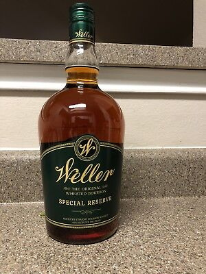Weller Special Reserve 1.75L (bourbon pappy buffalo trace whiskey whisky)