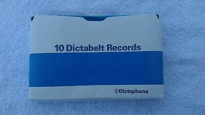 dictaphone dictabelts