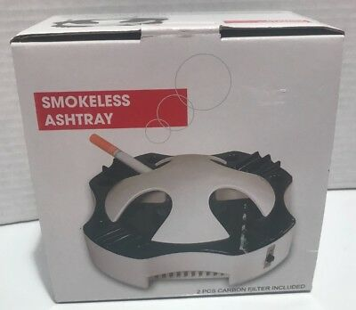 WORLD's BEST Dang SMOKELESS ASHTRAY - Brand NEW  - Charcoal Filters Installed