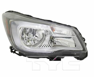 TYC NSF Right Side Halogen Headlight For Mitsubishi Outlander 2017-2018 Models