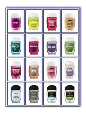 Bath and Body Works PocketBac Hand Sanitizer Anti Bacterial Gel
