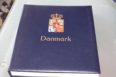 Denmark - 1970-90 Davo Album All Leaves With Colln + Greenland 1970-86