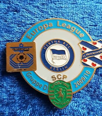HERTHA BSC,Pin,Bages,Europa League 2009/2010
