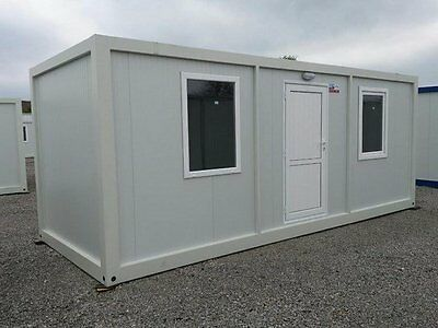 20 x 8 ft portable office, portable building, modular building
