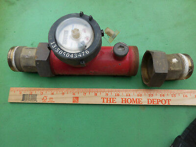 """Temporary Hydrant Water Meter 2"""""""