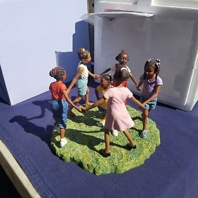"""Part of Growing"" Brenda Joysmith ""Our Song""  Collectible Figurine"