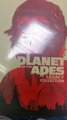Planet of the Apes: 5-Film Collection Blu-ray Region A BLU-RAY/WS