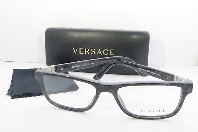 Versace Women's Gray Glasses with case MOD 3211 5145 53mm