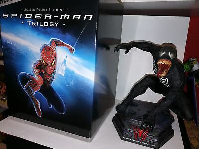 Spider-Man, Ultimate Hero Pack Limited Deluxe Edition (Venom Figur) Ohne Filme