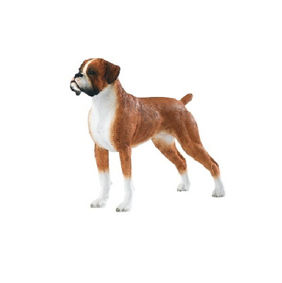 BOXER FIGURINE DOG - STANDING - Country Artists CA06299 NIB RARE STUNNING