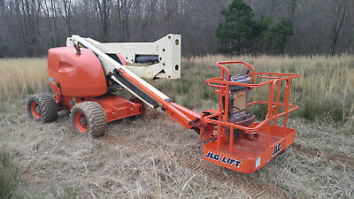 jlg 450a S2 with 1900 hours Runs Great