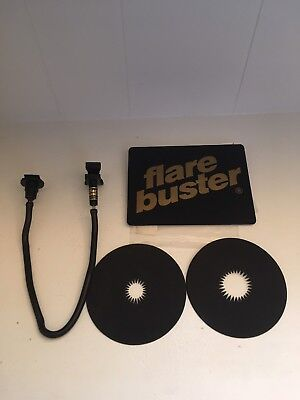 "Flare Buster  XL 15"" with Two Rings"