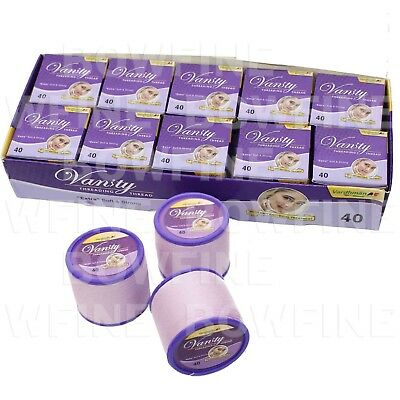 NEW PURPLE Vanity Eyebrow Hair Removal Antibacterial Cotton Threading Thread