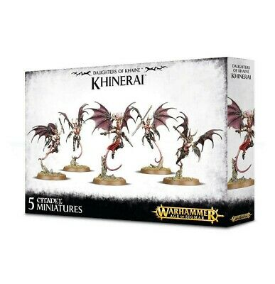 Daughters Of Khaine Khinerai Games Workshop Brand New 99120212016