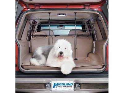 Universal Car SUV Pet Barrier Cargo Area Pets Barrier Dog Protector Tool Kit New