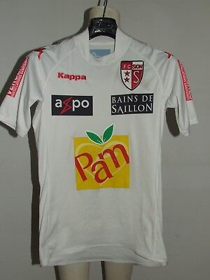SOCCER JERSEY TRIKOT MAILLOT CAMISETA SPORT SION size S