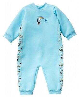 Splash About Warm in One Fleece lined Baby Wetsuit | Noah's Ark