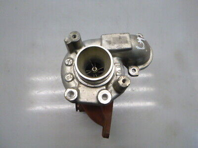 Turbocharger Citroen Peugeot Ford Connect 1,6 HDi 9HF DV6DTED TZGA EN281206