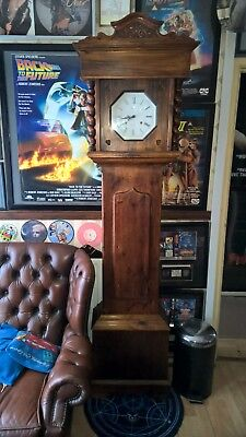 grandfather clock Antique Reproduction QUALITY CLOCK 7.ft x 2.ft x 1.ft