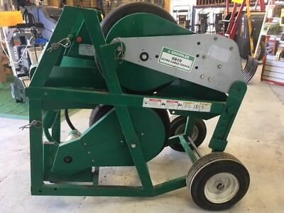 GREENLEE 6810 Ultra Cable Feeder NICE SHAPE Wire Puller Tugger ...