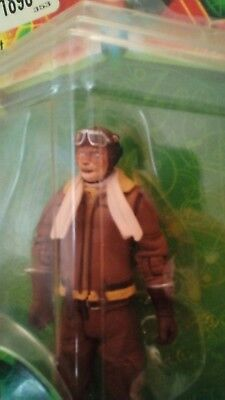 """Doctor Who """"brannigan"""" Series 3 Carded Figure 5+ Action Figure Bbc Dr"""