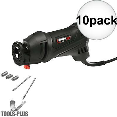 Roto Zip SS355-10-RT Drywall Router Kit 10x New