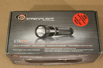 Streamlight 74203 Tactical Strion 5.3-Inch Flashlight with 12V DC NO BATTERY!