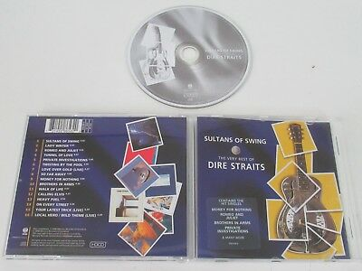 Dire Straits/sultans Of Swing/the Very Best Of Dire Straits(558 658-2) Cd Album