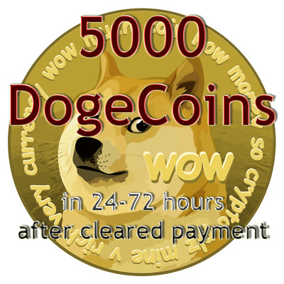 Bitcoin, Litecoin, Dogecoin, Verge, Monero, DigiByte and more fast delivery.