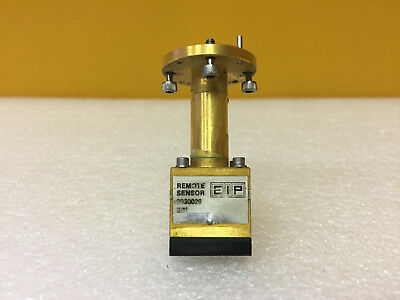 EIP 2030029 (WR-19) 40 to 60 GHz, -25 to +5 dBm, Waveguide Mixer Sensor. Tested!