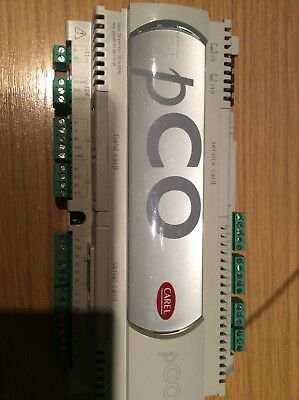 PCO3 Carel I/O Boards Used And Working