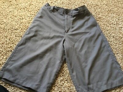Youth Boy's Under Armour Golf Shorts Large L 14 16