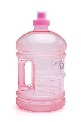 bb3f360a2b New Bluewave 1.9 Liter/64 oz Daily 8 Health Fitness Gym Water Bottle Jug -