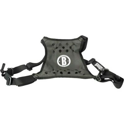 Bushnell 19125C Deluxe Bino Harness, Black