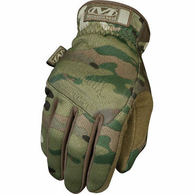Mechanix Fast Fit Mens Gloves - Multicam All Sizes