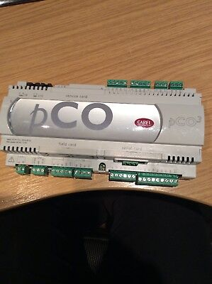 I/O Board Carel PCO3 Used