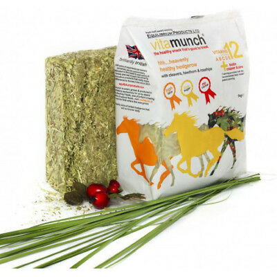 Equilibrium Vitamunch® Heavenly Hedgerow Unisex Stable And Yard Horse Treats -