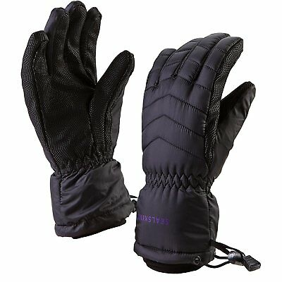 Sealskinz Outdoor Womens Gloves - Black All Sizes