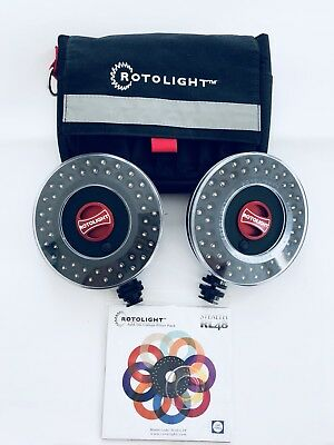 Rotolight RL48 Interview Kit, Pre-owned good condition, RORL48IKV2K
