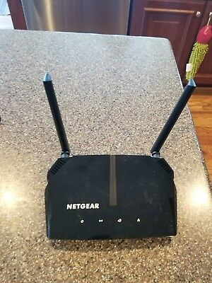 NETGEAR AC1200 Dual Band Smart WiFi Router, Fast Ethernet