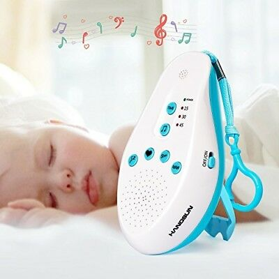 Hangsun Baby Soother Sleep Aid ST50 White Noise Machine Sleep Trainer with 5 UK