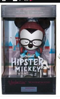 Hipster Mickey Shanghai Disney  Exclusive Special Edition GLOBAL SHIP