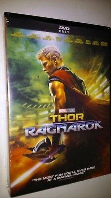 Thor Ragnarok 2018 NEW  Thor 3 Action, Comedy, Si Fiction FREE SHIPPING