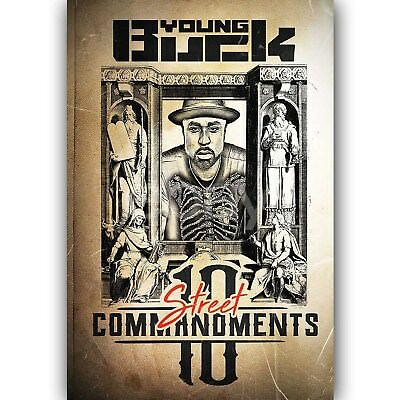 New Custom Dope 2 Ya Young Buck Silk Poster Wall Decor