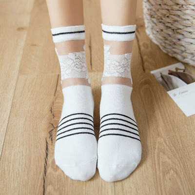 3Pairs Socks Lace Stocking For Licca Azone s Blythe 1//6 Doll Accessorie JG