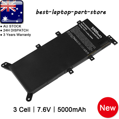 Battery For Asus X555 X555LA X555LD X555LN F555 F555L F555U C21N1347