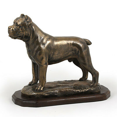 Cane Corso, figurine exclusive short edition, Art Dog Limited Edition, UK